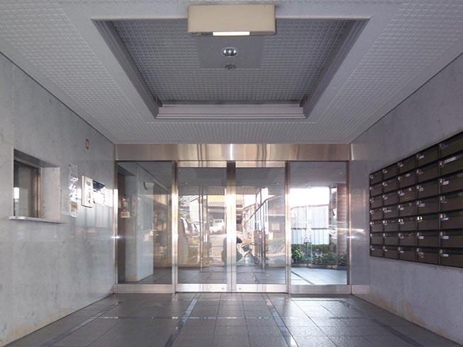 ホール1 現状