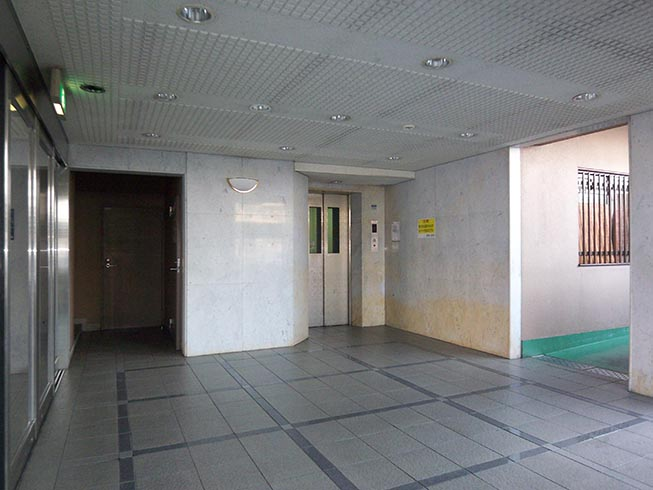 ホール2 現状