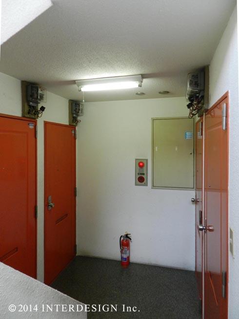 2階廊下現状